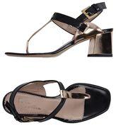 Maria Cristina Toe post sandal