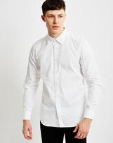 G Star G-Star Landoh Clean Shirt Long Sleeve White