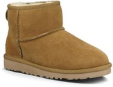 Sole Society Kids Classic Mini sheepskin lined bootie