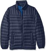 Tommy Hilfiger Men's Tall Size Packable Down Jacket