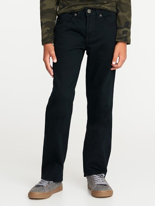 Old Navy Straight Non-Stretch Five-Pocket Pants for Boys