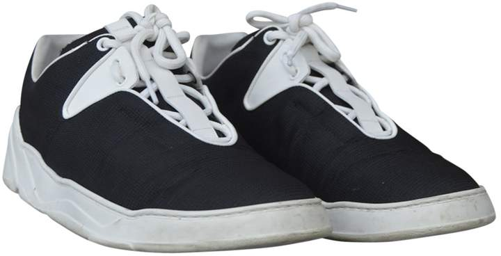Christian Dior Cloth low trainers