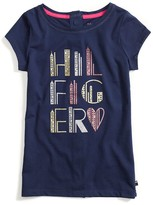 Tommy Hilfiger Runway Of Dreams Glitter Tee