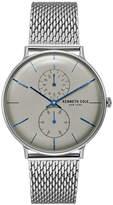 Kenneth Cole New York Men's Stainless Steel Mesh Bracelet Watch 41mm