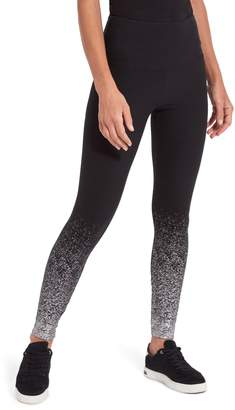 Lysse Foil Cotton Leggings