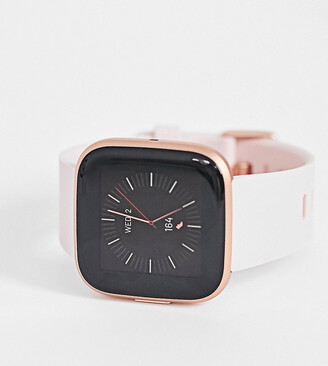 Fitbit Versa 2 Smart Watch in pink