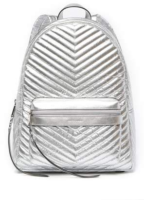 Rebecca Minkoff Pippa Large Quilted Nylon Backpack