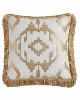"""Isabella Collection Maya Pillow, 18""""Sq."""