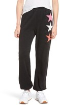 Wildfox Couture Women's Arcade Star Sweatpants