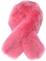 Minnie Rose Fur Scarf