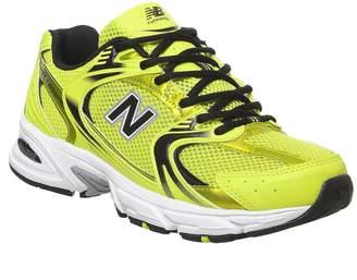 New Balance Mr530 Trainers Sulphur Yellow