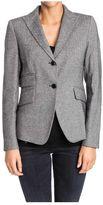 Dondup Wool And Cotton Jacket - Lissa