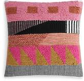 "Sparrow & Wren Geo Texture Decorative Pillow, 20"" x 20"" - 100% Exclusive"
