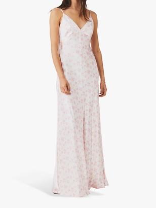 Ghost Primrose Dress, Clover Bunch