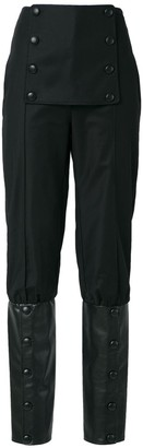 Adriana Degreas High Waist Trousers