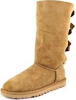 UGG Women's Bailey Bow Tall Sheepskin Boot