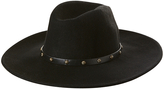 Billabong Shadow Felt Hat Black