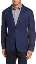 Colombo Men's Cashmere & Silk Knit Blazer