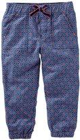 Osh Kosh Geo Print Woven Pants - Print - 3T