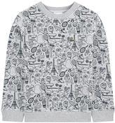 Lacoste Graphic sweatshirt x OMY