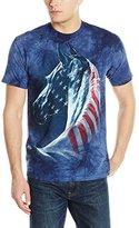 The Mountain Men's Patriotic Horse Adult T-Shirt