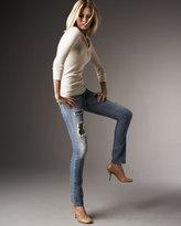 Roxanne Vintage Shore Pine Skinny Jeans