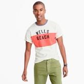 J.Crew Wells Beach graphic T-shirt