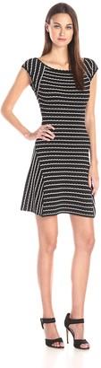 Jessica Simpson Women's Christabel A-Line Dress