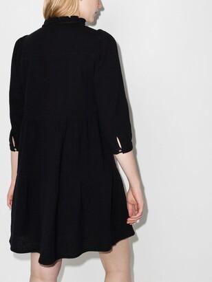 HONORINE Black Giselle Tiered Dress