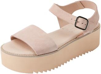 Coolway Women's Duby Platform Sandals