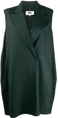 MM6 MAISON MARGIELA Double-Breasted Waistcoat