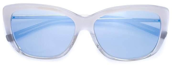 Jil Sander metal arm sunglasses