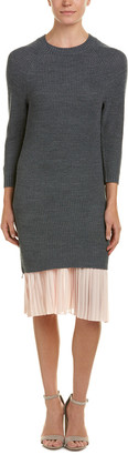 Cosette Cecilia Wool-Blend Sweaterdress