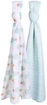 Bebe Au Lait Muslin Swaddle Set Accessories Travel