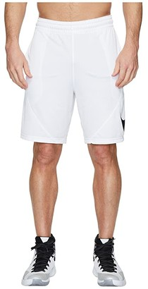Nike Dry 9 Basketball Short (Cool Grey/Cool Grey/White) Men's Shorts