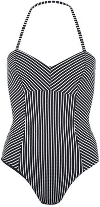 Seafolly Overboard Bandeau Swimsuit