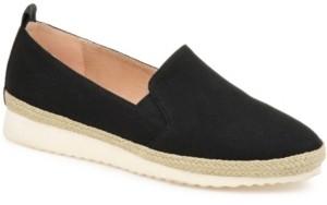 Journee Collection Women's Comfort Leela Espadrille Flats Women's Shoes