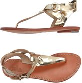 Belle by Sigerson Morrison Toe strap sandals - Item 11172568