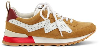 Mulberry MY-1 Lace-up Sneaker Camel Suede