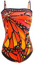 Gottex Women's Monarch Bandeau One Piece Swimsuit