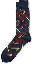 Polo Ralph Lauren Patchwork Stripe Trouser Socks