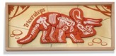 Toddler Beginagain Toys Triceratops Dinosaur Skeleton Puzzle