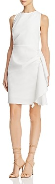 Laundry by Shelli Segal Ruffle Sheath Dress
