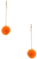 Amrita Singh Paradise Pom Pom Drop Earrings