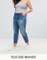 Junarose Turn Up Boyfriend Jeans