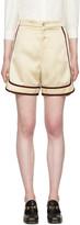 Gucci Beige Bermuda Shorts
