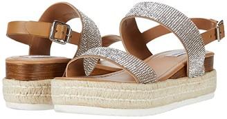 Steve Madden Catia-R Wedge Sandal (Rhinestone) Women's Shoes