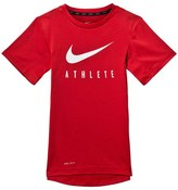 Nike Red Training Top