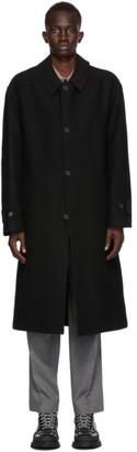mfpen Black Hollis Coat