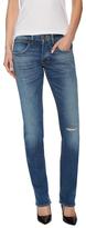 Hudson Byron Denim Five Pocket Straight Jean